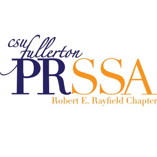 Cal State Fullerton PRSSA